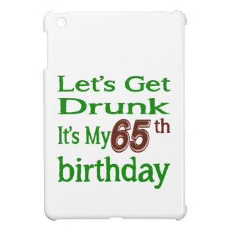 Es mi 65.o cumpleaños