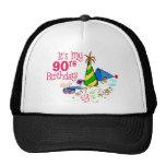 Es mi 90.o cumpleaños (los gorras del fiesta)
