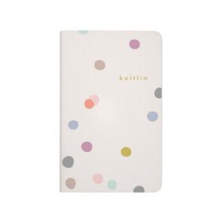 Es mi diario del bolsillo del fiesta - bígaro cuadernos grapados