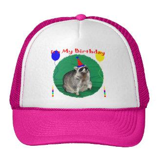 Es mi gorra del cumpleaños