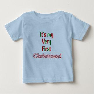 Es mi primer navidad t-shirt