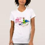 Es mi trigésimo cumpleaños (los gorras del fiesta) camiseta