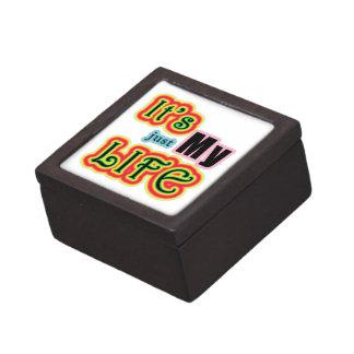 Es mi vida cajas de joyas de calidad