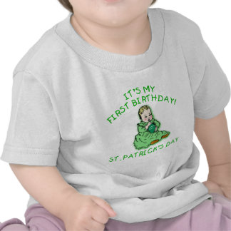 Es mis primeros productos del día del St Patricks Camiseta