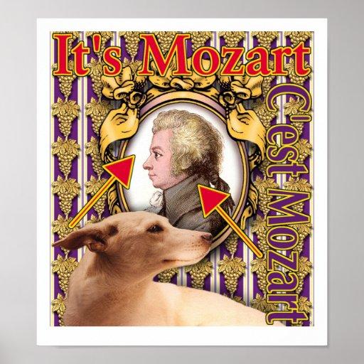 Es Mozart Póster