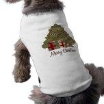 Es navidad de Basset Hound Ropa De Perros