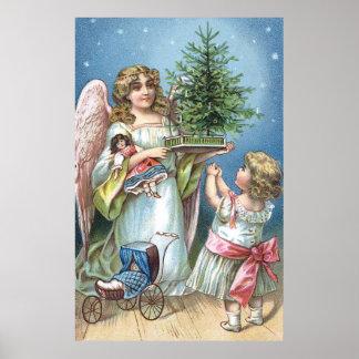 Es navidad póster