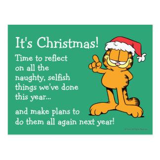 ¡Es navidad! Tarjetas Postales
