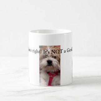 Es no Nothin sino un perro de caza Tazas De Café