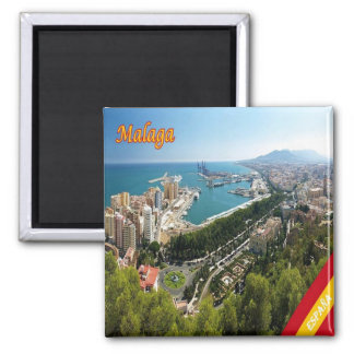 ES - Panorama de España - de Málaga Imán Cuadrado