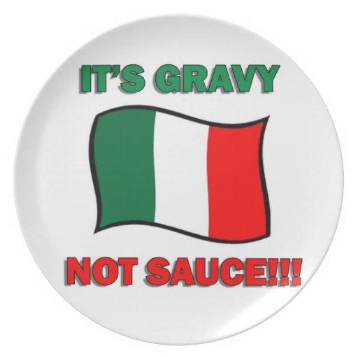 Es pizza divertida tom de Italia del italiano de l Platos Para Fiestas