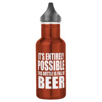 Es posible esto es cerveza