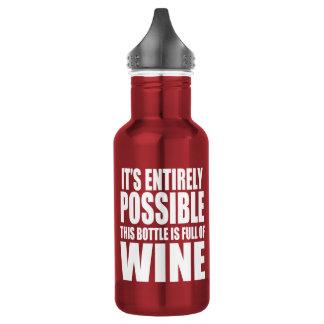 Es posible esto es vino