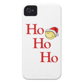 """¡Es Santa """"sonriente""""! iPhone 4 Protector"""