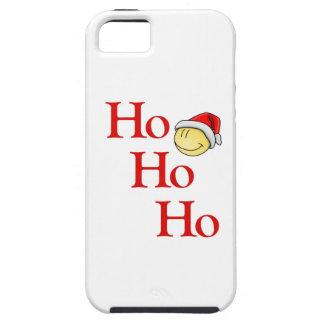 """¡Es Santa """"sonriente""""! iPhone 5 Protectores"""