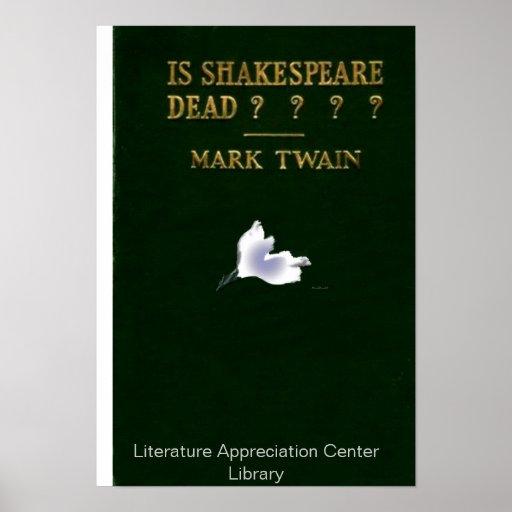 ¿Es Shakespeare muerto? Poster