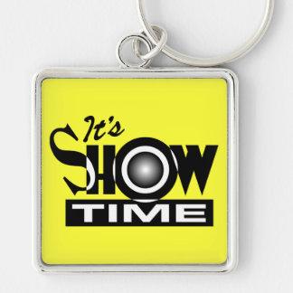 Es Showtime - el decir divertido americano del hum Llavero Personalizado