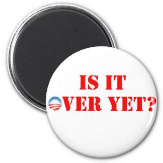 Es sobre con todo Anti-Obama Imán Redondo 5 Cm