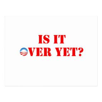 Es sobre con todo Anti-Obama Postal
