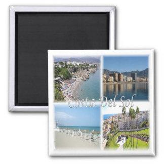 ES * Spain - Costa Del Sol Magnet