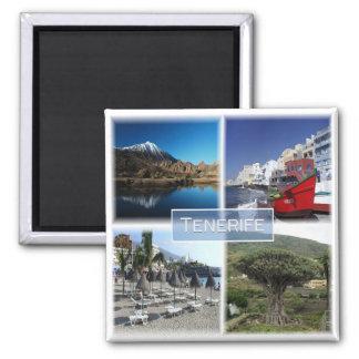 ES * Spain - Tenerife Canary Islands Spain Magnet