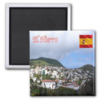 ES - Spain - Tenerife - El Hierro - Valverde Magnet