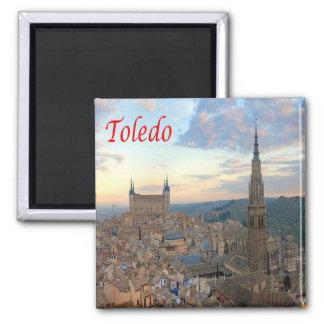 ES - Spain - Toledo Panorama Magnet
