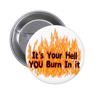 Es su infierno pins
