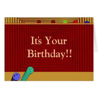 Es tarjetas del cumpleaños de sus >Children del cu