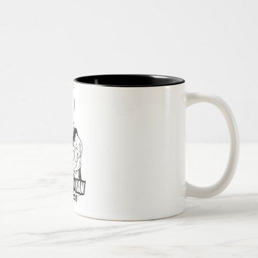 """Es"" taza de café decidida"