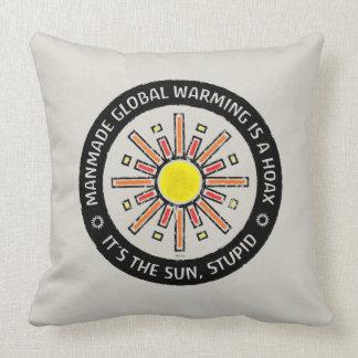 Es The Sun, estúpido Almohadas