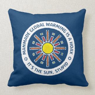 Es The Sun, estúpido Cojin