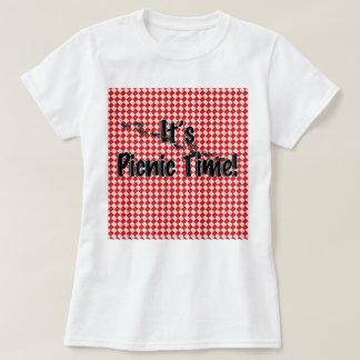 ¡Es tiempo de la comida campestre! Mantel a Camisas