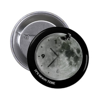 Es tiempo de la luna pin