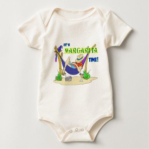 Es tiempo de MARGARITA Trajes De Bebé
