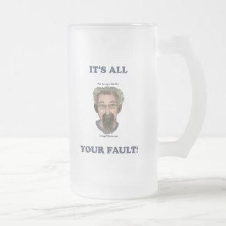 Es toda su falta tazas de café