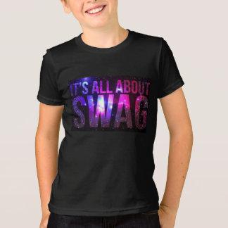 Es todo alrededor camiseta de la oscilación camisas