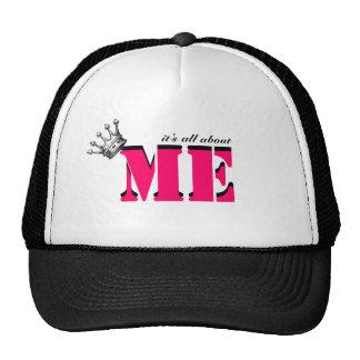 es todo sobre MÍ gorra