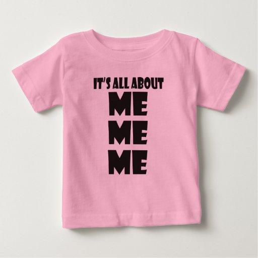 Es todo sobre MÍ YO YO Camiseta