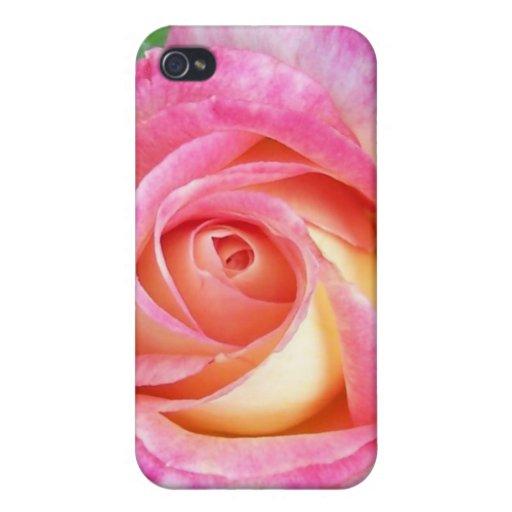 Es todos los rosas iPhone 4/4S funda