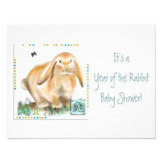 ¡Es un año de la fiesta de bienvenida al bebé del Invitacion Personalizada