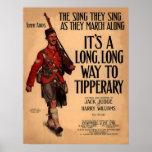 Es un camino largo a Tipperary Impresiones