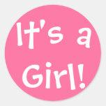 ¡Es un chica! Etiquetas