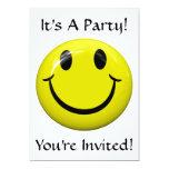 ¡Es un fiesta! Invitación