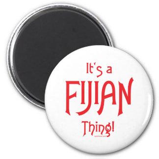 ¡Es un FijianThing! Iman De Frigorífico