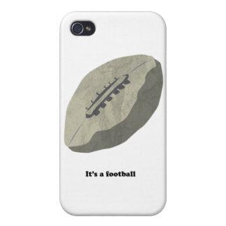 ¡Es un fútbol! iPhone 4 Carcasa