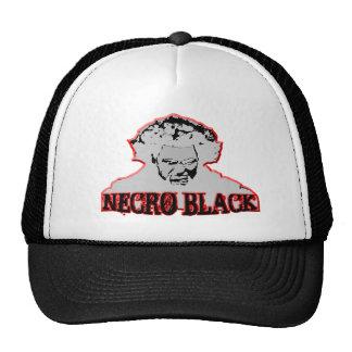 Es un gorra, un gorra negro de Necro… - Modificado