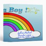 Es un muchacho - libro del bebé del recuerdo del a
