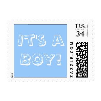 Es un muchacho sello de 29 centavos