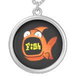 Es un pescado grimpolas personalizadas